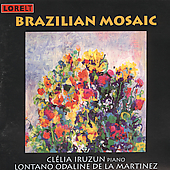 Brazilian Mosaic - Mignone, Villa-Lobos, etc / Lontano, etc