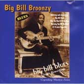 Big Bill Broonzy: Big Bill Blues [Aim Trading Group]
