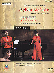 Various / Voices Of Our Time: Sylvia Mcnair [DVD]