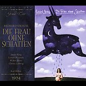 Grand Tier - Strauss: Die Frau ohne Schatten / B&ouml;hm, Rysanek
