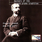 Masters of the French Piano Tradition / Plant&#233;, Vi&#241;es