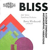 Bliss: Colour Symphony, Metamorphic Variations / Wordsworth