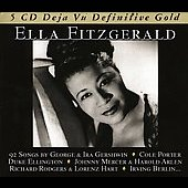 Ella Fitzgerald: Definitive Gold [Box]