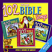 Twin Sisters: 102 Bible Songs