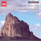 EMI American Classics - William Schuman: Violin Concerto;  Bernstein / Leonard Slatkin, Robert McDuffie, St. Louis SO, et al