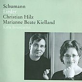 Schumann: Lieder / Hilz, Beate Kielland, Bouscarrut