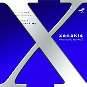 Xenakis Edition Vol 9 - Electronic Works Vol 2 - Hibiki Hana Ma, Polytope De Cluny
