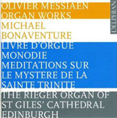 Messiaen: Organ Works / Michael Bonaventure, organ