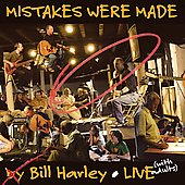Bill Harley: Mistakes Were Made: Live [Digipak]