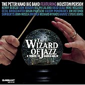 Peter Hand/Peter Hand Big Band: The Wizard of Jazz: A Tribute to Harold Arlen