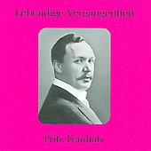 Lebendige Vergangenheit - Fritz Feinhals