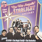 Various Artists: Doo Wop Acappella Starlight Sessions, Vol. 9