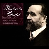Ruperto Chapi: Symphonic Works / Guerassim Voronkov, Academy Orchestra of the Gran Theater Liceu
