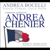 Giordano: Andrea Chenier