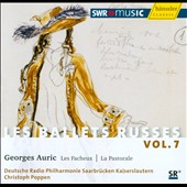 Georges Auric: Les Ballets Russes, Vol. 7