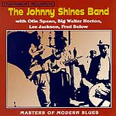 Johnny Shines/The Johnny Shines Blues Band: Masters of Modern Blues