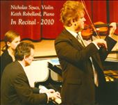 In Recital 2010