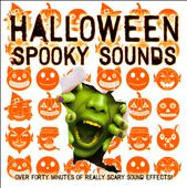 Various Artists: Halloween Spooky Sounds