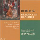 Berlioz: B&eacute;atrice et B&eacute;nedict / Susan Graham
