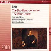 Liszt: The Two Piano Concertos, etc / Richter, Kondrashin