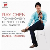 Tchaikovsky & Mendelssohn: Violin Concertos / Ray Chen, violin
