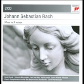 Bach: Mass in B Minor BWV 232 / Ruth Ziesak, Roberta Alexander, Jard van Nes; Keith Lewis
