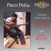 Flamenco Guitar Music of Ramón Montoya & Ninó Ricardo / Peña