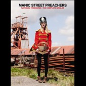Manic Street Preachers: National Treasures: The Complete Singles [Deluxe Edition] *