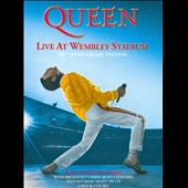 Queen: Live at Wembley Stadium [CD/DVD] [Digipak]