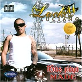 Lucky Luciano: Texas Playa Made [PA] *