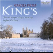 Carols from Kings / Stephen Cleobury, King's College Choir
