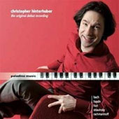 The Original Debut Recordings - Music of Bach, Haydn, Liszt, Stravinsky, Rachmaninov / Christopher Hinterhuber: piano