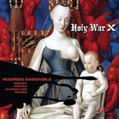 Holy War X - Debussy and Martinu / Rodrieg Ensemble, Rodrieg, Laudenslager