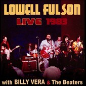Lowell Fulson: Live, June 17, 1983 At My Place