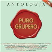 Various Artists: Antología Puro Grupero [Digipak]