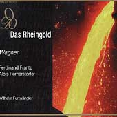 Wagner: Das Rheingold / Furtw&auml;ngler, Frantz, Pernerstorfer