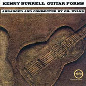 Kenny Burrell: Guitar Forms