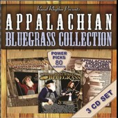 Various Artists: Appalachian Bluegrass Collection: 80 Classics Power Picks