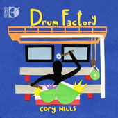 Drum Factory - percussive storytelling  / Cory Hills
