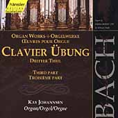 Edition Bachakademie Vol 101 - Clavier Übung Part III