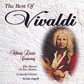 The Best of Vivaldi / Lizzio, Musici di San Marco, et al