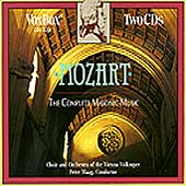 Mozart: The Complete Masonic Music / Maag, Equiluz, Rapf