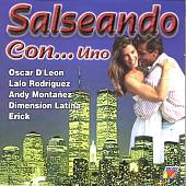 Various Artists: Salseando Con Uno