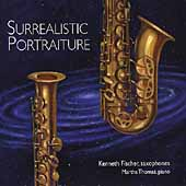 Surrealistic Portraiture / Kenneth Fischer, Martha Thomas
