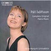 Isolfsson: Piano Music / Nina Margret Grimsdottir