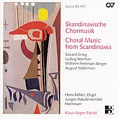 Choral Music from Scandinavia / Etzold, Hannover Youth Choir