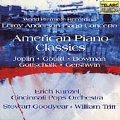 Classics - American Piano Classics / Kunzel, Cincinnati Pops