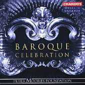 Opera in English - Baroque Celebration