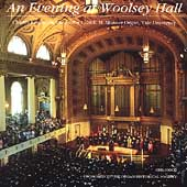 An Evening at Woolsey Hall / Charles Krigbaum