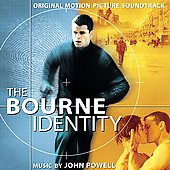 John Powell (Film Composer): The Bourne Identity [Original Motion Picture Soundtrack]